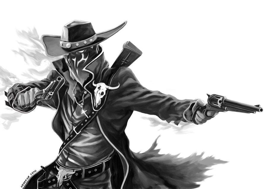 Hardcore cowboys