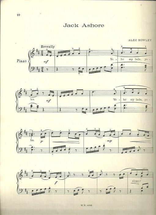 agitato op. 42, no. 18 — Alec ...
