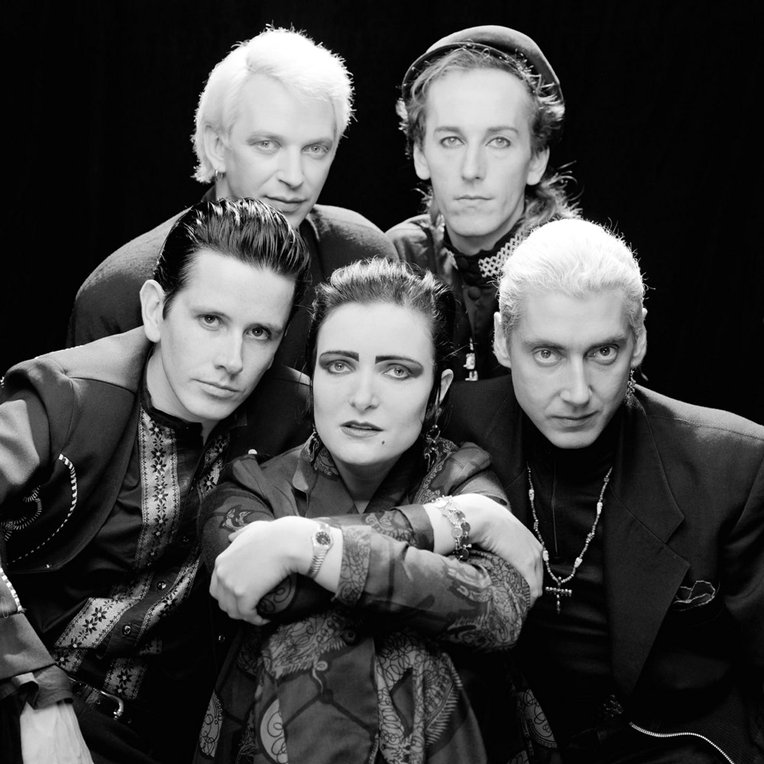 Siouxsie and the Banshees picture