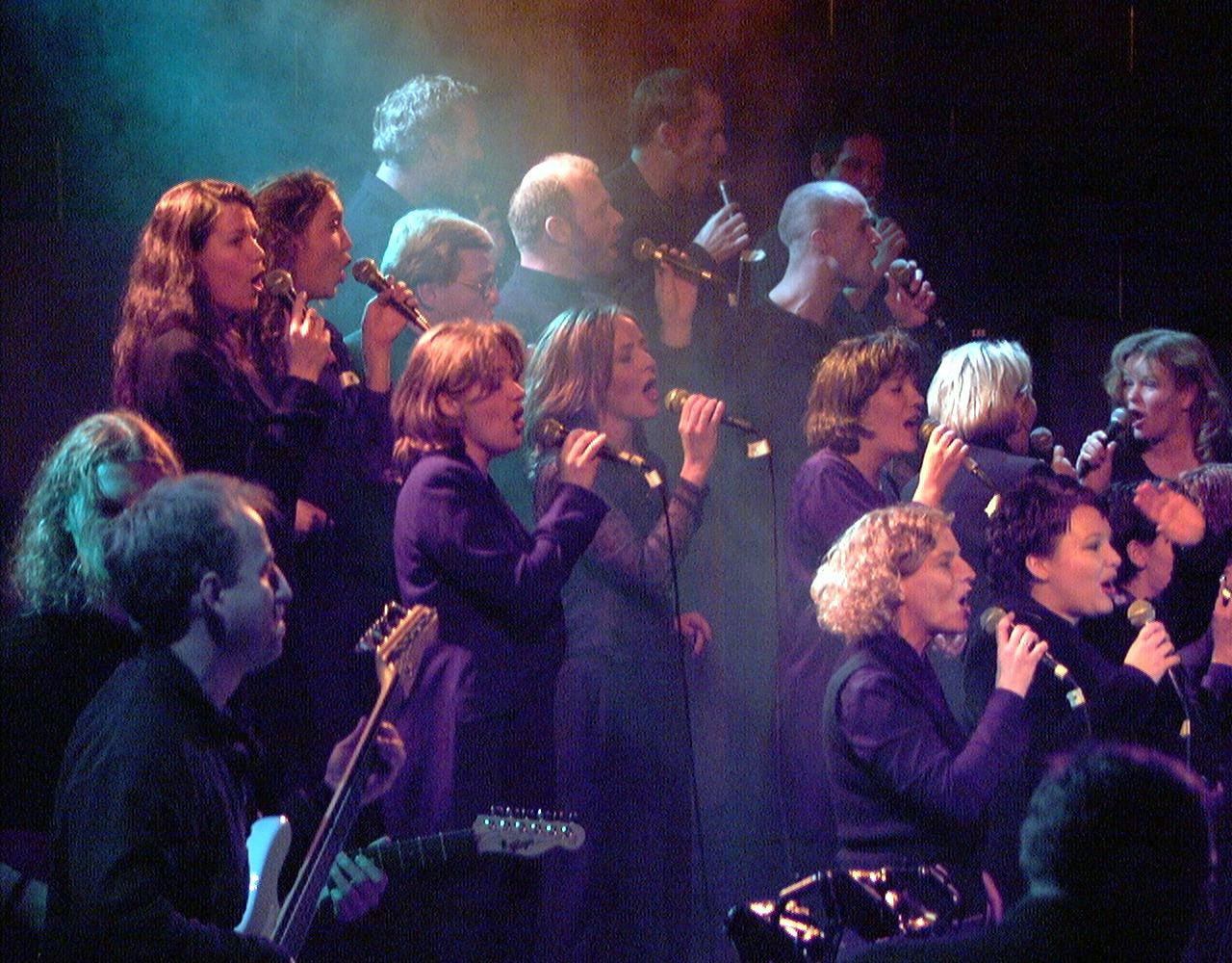 Oslo Gospel Choir Stuttgart