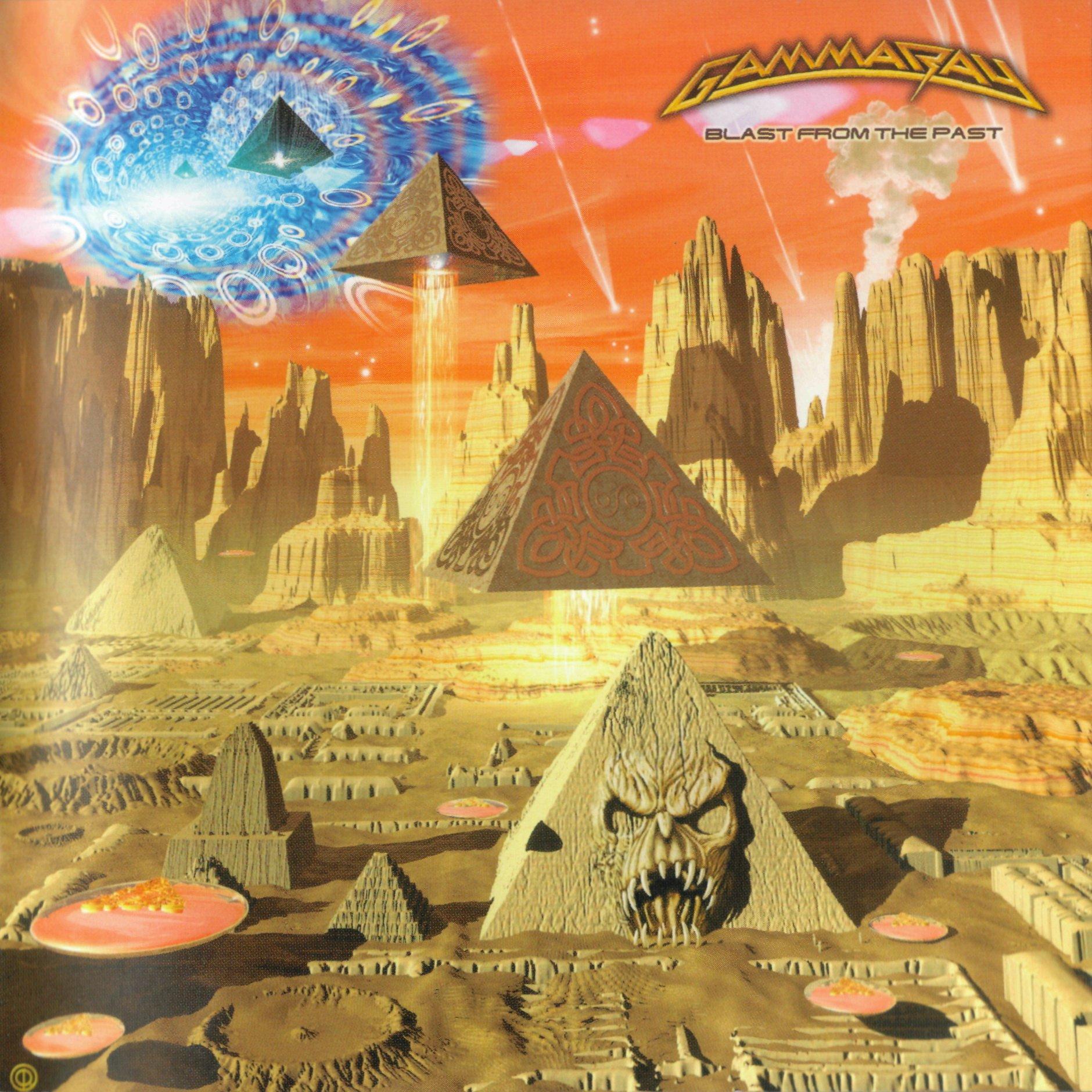 Blast From The Past Gamma Ray Last Fm