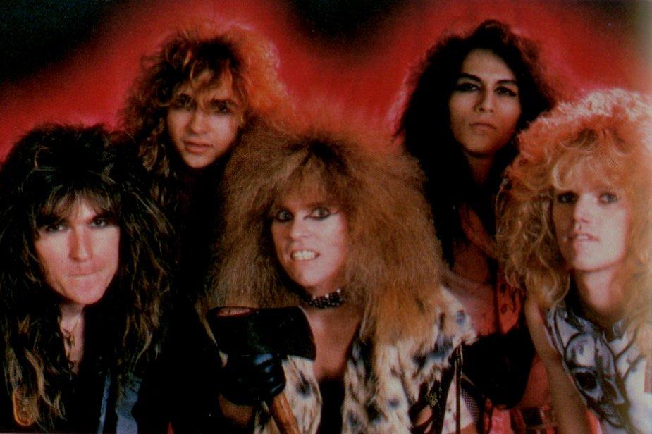 Risultato immagini per Lizzy Borden band 1983