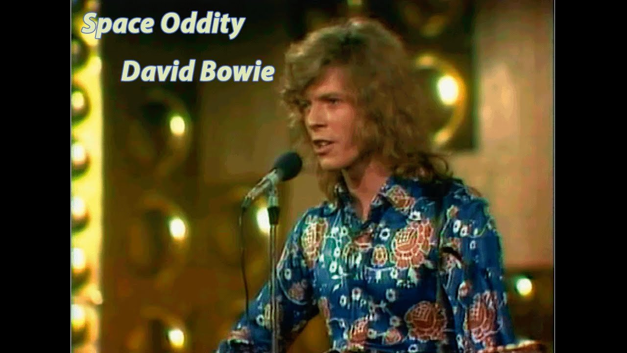David Bowie 1969 Space Oddity Music Videos Stats And Photos