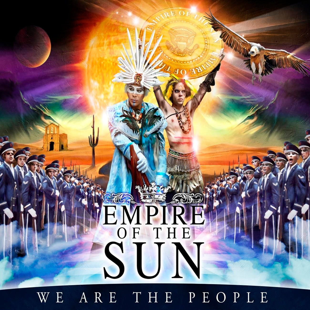 We Are The People — Empire of the Sun