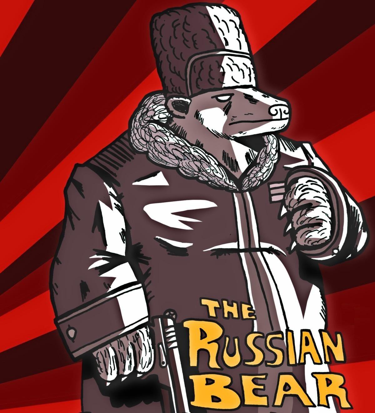 картинка россия для стим внимание