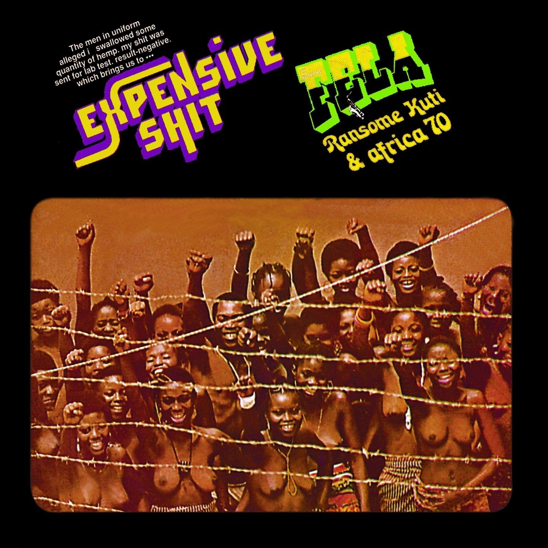 Fela Kuti - Expensive Shit Artwork (1 of 7) | Last.fm