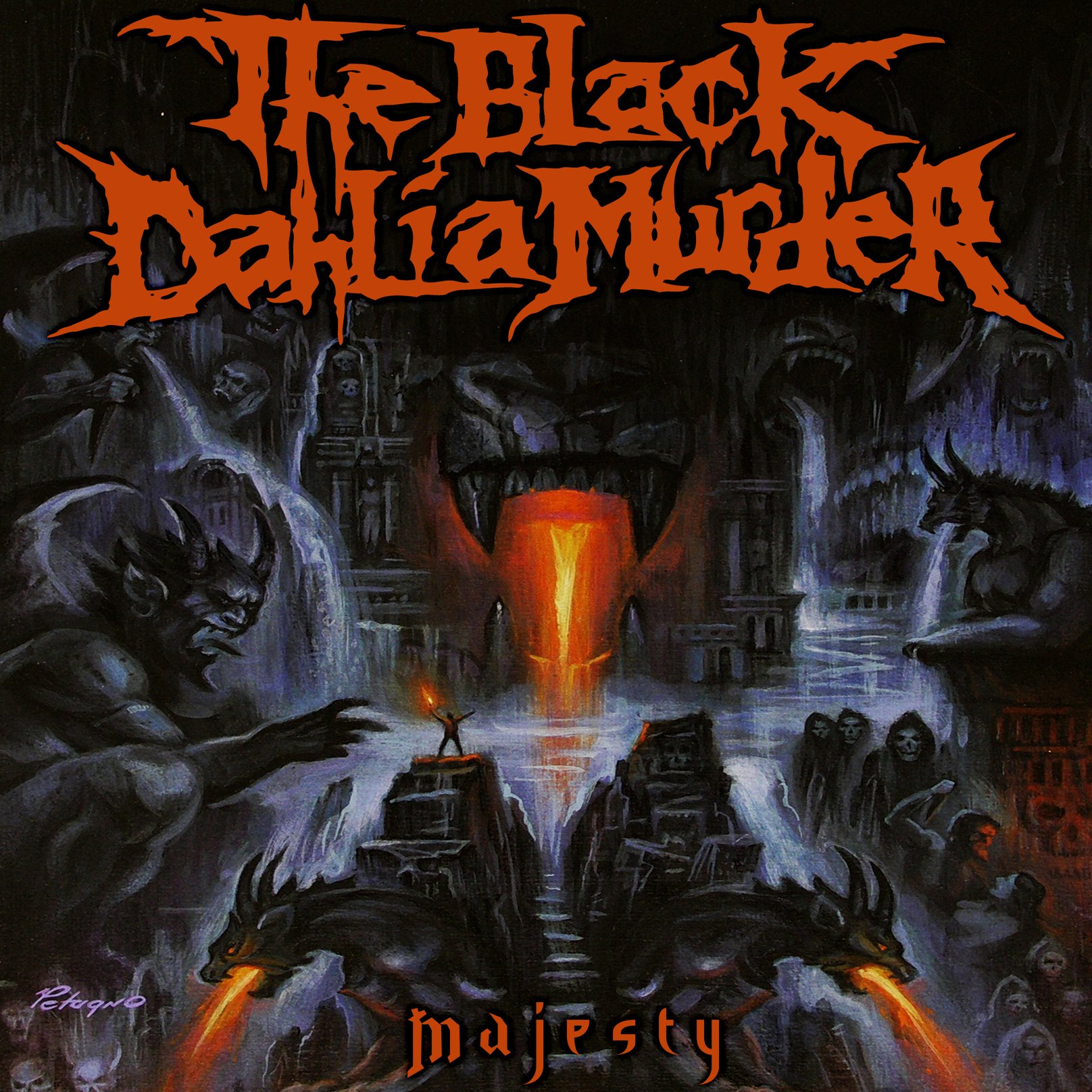 Pictures of the black dahlia murder — img 8