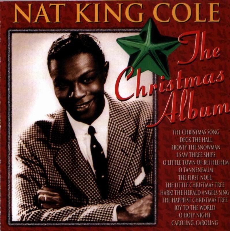 The Christmas Album — Nat King Cole   Last.fm