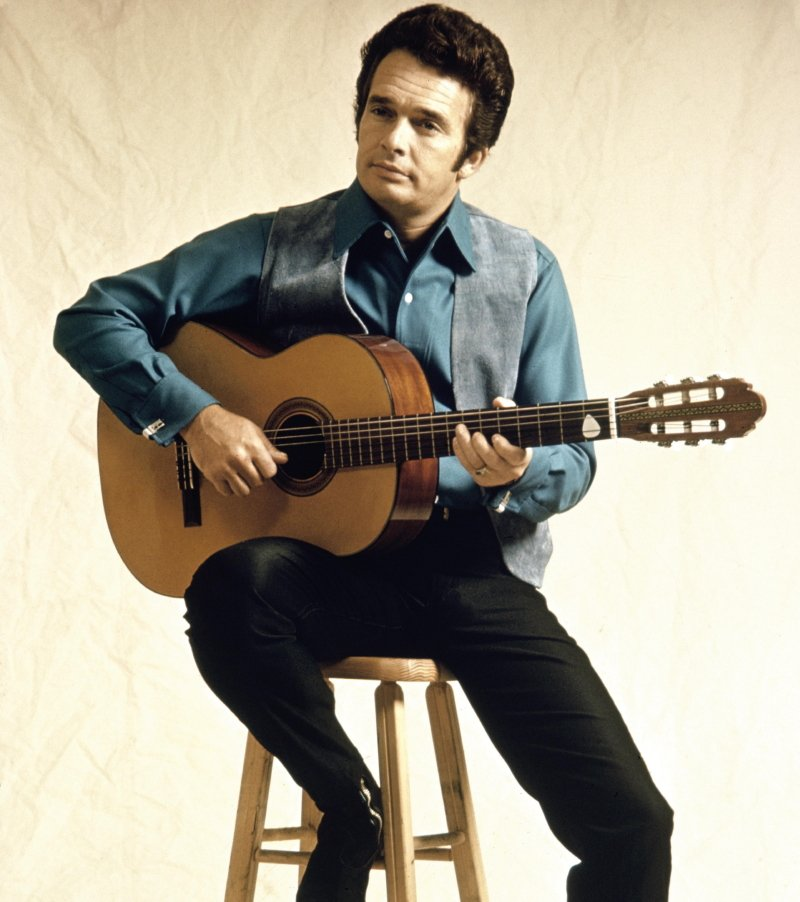 Image result for merle haggard photos