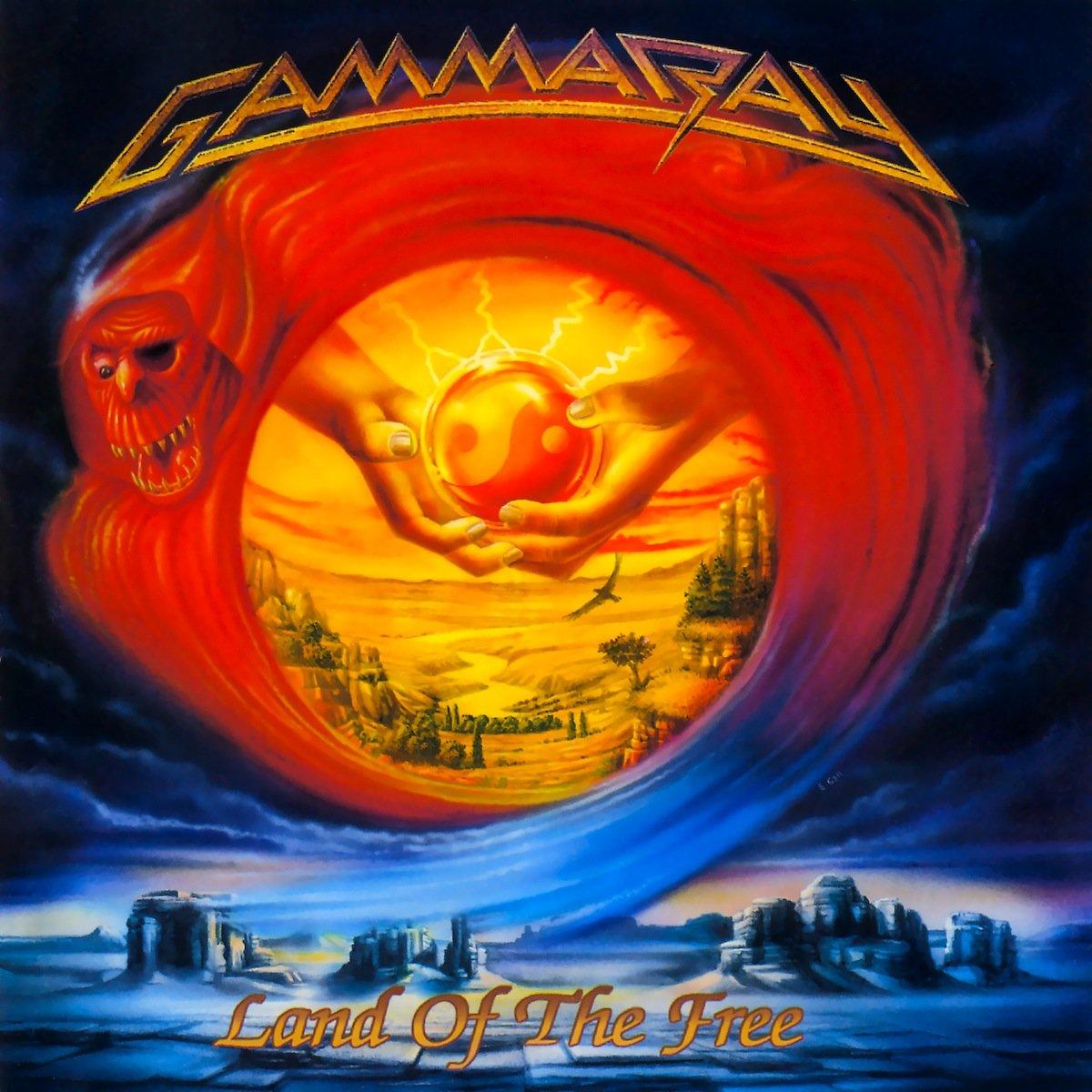Gamma Ray - Land of the Free Artwork (1 of 13) | Last.fm