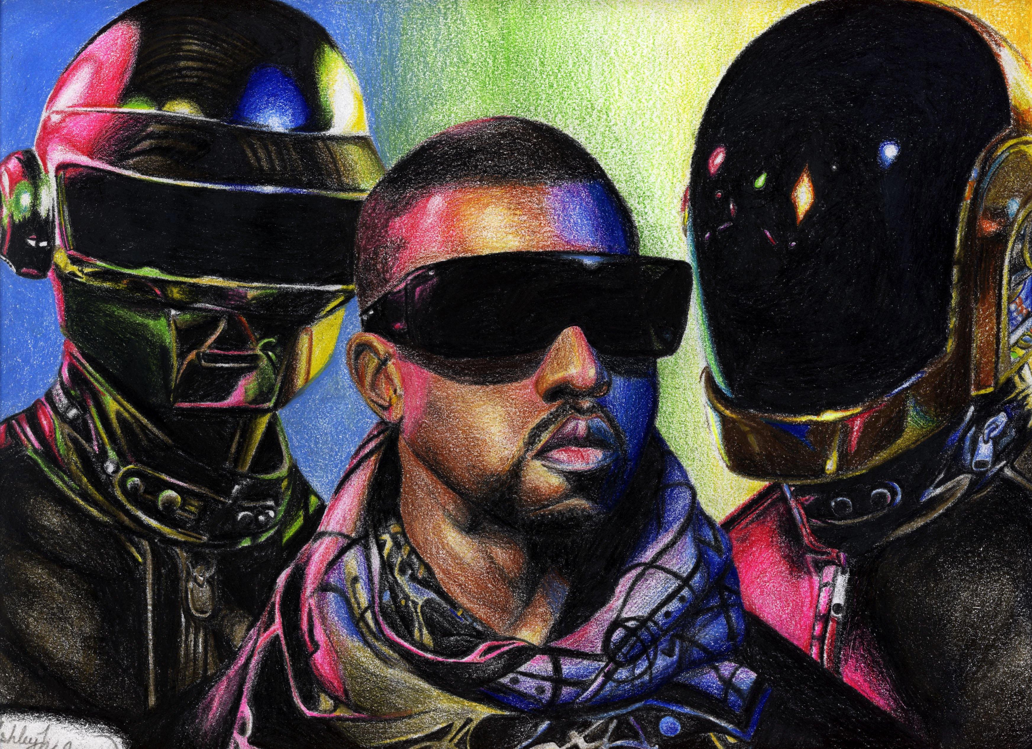Stronger Instrumental Kanye West Feat Daft Punk Last Fm