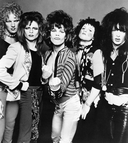 New York Dolls picture