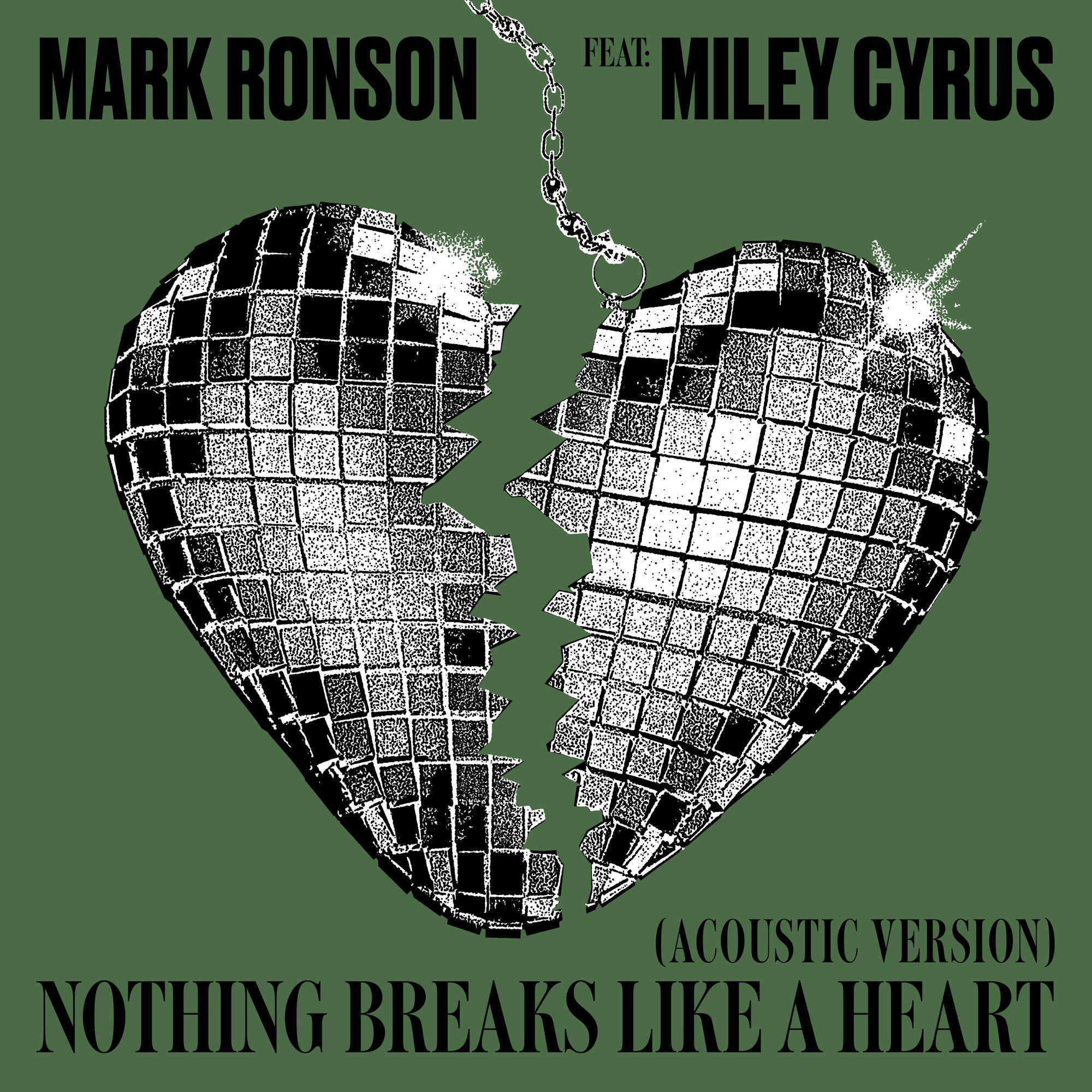 Nothing Breaks Like a Heart (feat. Miley Cyrus) — Mark