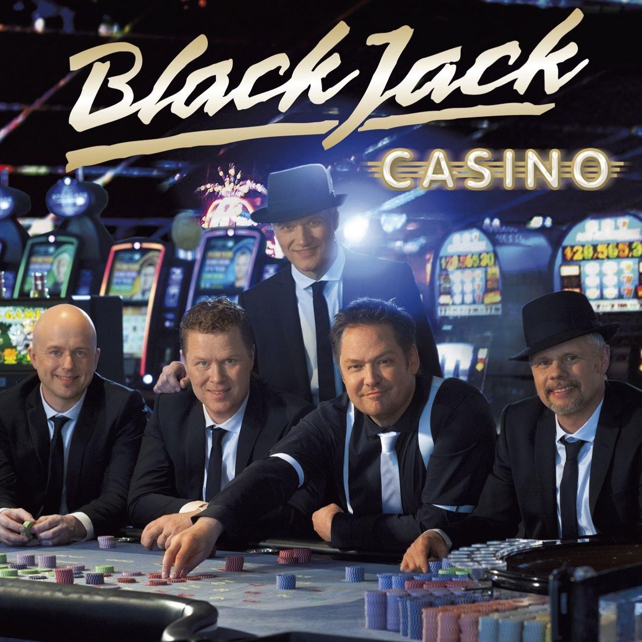 black jack dansband