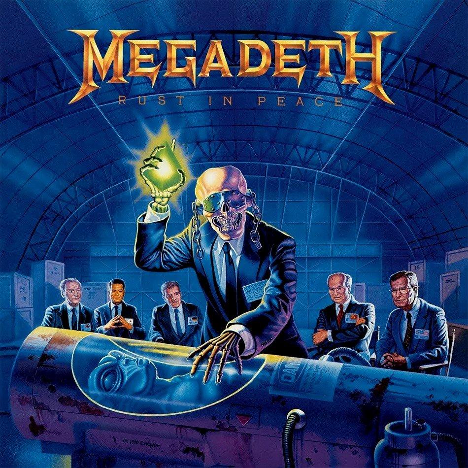 Rust In Peace — Megadeth | Last.fm