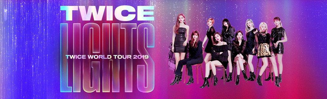 Twice World Tour 2019 Twicelights At Palacio De Los Deportes