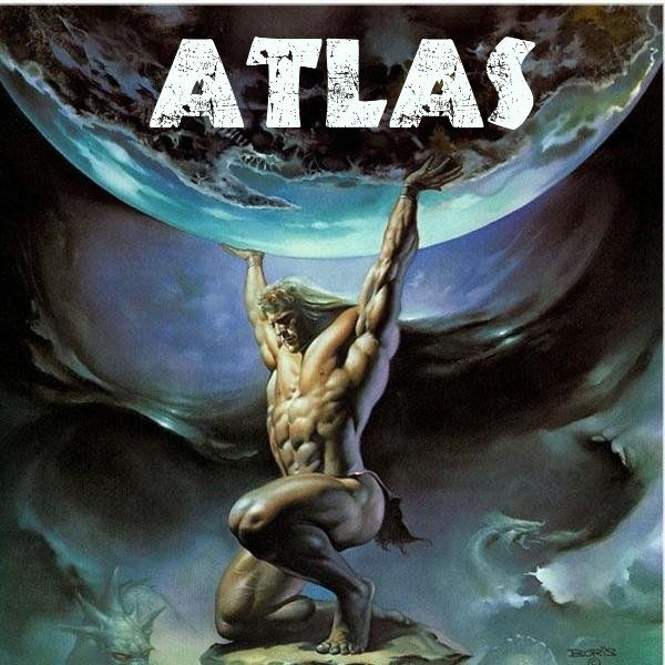 Картинка титана атласа