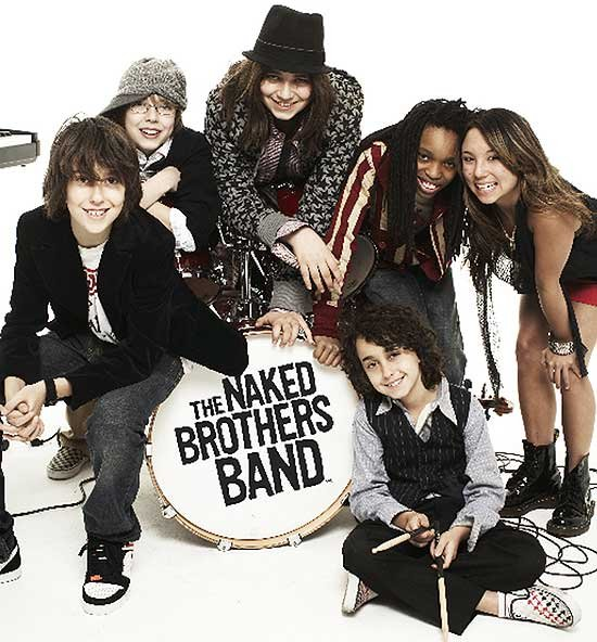 Naked brothers band official website