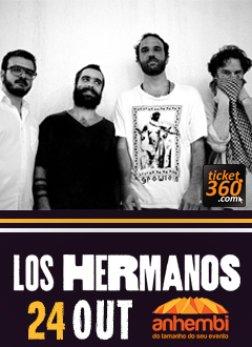 Los Hermanos no Arena Anhembi (São Paulo) em 24 Out 2015 | Last.fm