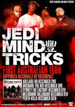 Jedi Mind Tricks Australian Tour At Hq Adelaide On 2 Dec 2011 Last Fm