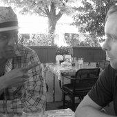 Fasil Debeb & Nate Mendel