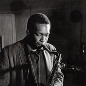 Coltrane by Jim Marshall