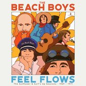 """""""Feel Flows"""" The Sunflower & Surf's Up Sessions 1969-1971 (Super Deluxe)"""