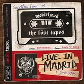The Löst Tapes Vol. 1 (Live in Madrid 1995)