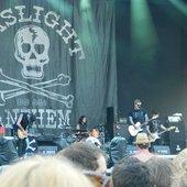 august 2012 - chiemsee rocks festival