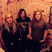 J Mascis, Kyle Thomas, Dave Sweetapple