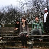 Promo in Kelvingrove bandstand by Nicola McGrath