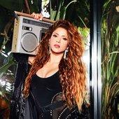 Shakira for Cosmopolitan by Ellen Von Unwerth // 2021