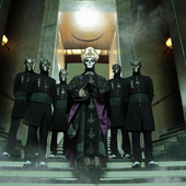 Ghost Official Promo Pic - Cropped