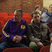 О. Фролов и О. Шепелёв на форуме