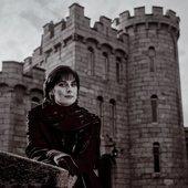 Enya & her castle, 1997