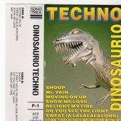 Dinosaurio Techno Vol. 02-caratulilla-frontal