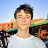 Alec Benjamin in Silver Lake