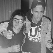 Skrillex (Sonny More) & Boys Noize (Alexander Ridha)