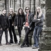 Opeth Press Photo 2016 Billboard