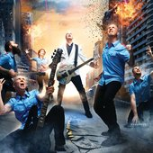 Devin Townsend Project 2014 - Sky Blue promo