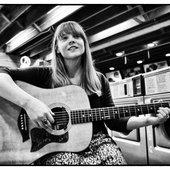 Courtney Marie Andrews at San Fran Brainwash (24th May 2013)