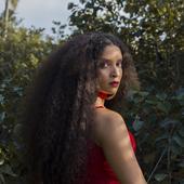 """RAINHA DO FUNK ALTERNATIVO ACÚSTICO // CAPA DO EP """"VERSÕES"""" // PNG"""
