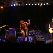 Alix @ Giovinazzo Rock Festival 2008