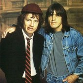 Angus and Malcolm
