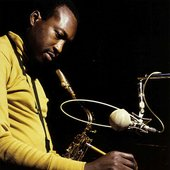 Hank Mobley featuring the lucky yellow turtleneck he wore during his Hi Voltage and Reach Out! sessions, Englewood Cliffs NJ, October 9 1967 and January 19 1968 (photos by Francis Wolff)