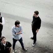 Far: Shaun, Jonah, John & Chris