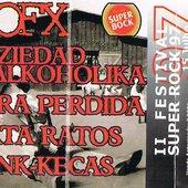 II Festival Super Rock 97