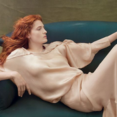 Florence for Vogue Magazine.