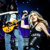 Slash & Fergie