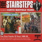 The Complete Curtis Mayfield Years